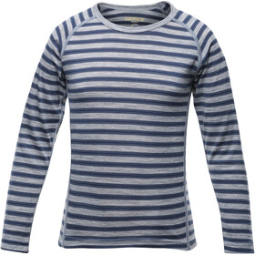 Devold Kids Breeze Shirt Nightstripes